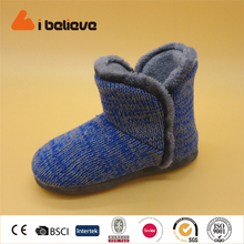 Warm factory direct wholesale stylish safety winter boots