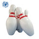 Giant Inflatable Bowling Pins For Inflatable Human Bowling Games