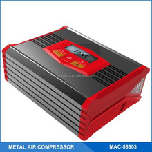 12V DC Compact Cordless Digital Air Inflator Compressor, Tire Inflator,Preset air pressure function