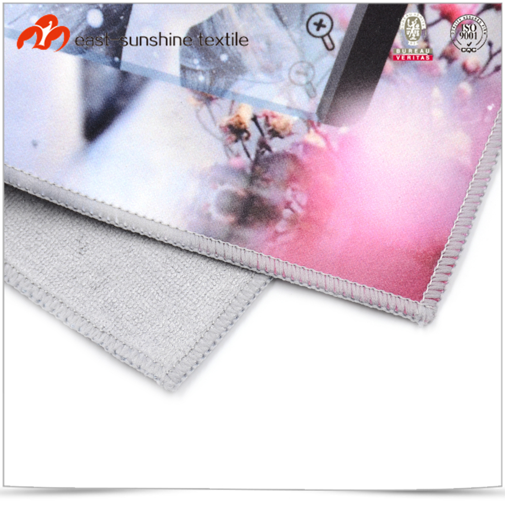 High quality machine grade microfiber cloth towel