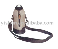 1L bottle cooler with bag for outdoor