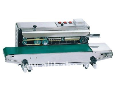 continues sealing machine