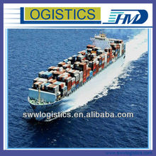 Sea cargo shipping from Shanghai to Fremantle Australia