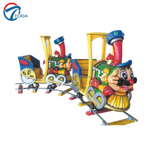 Super fun thomas mini electric kids ride indoor mall train trackless for sale/Kids park ride Trackless Electric Tour Train