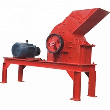PC Glass bottle crushed machine, glass recycled machine, glass hammer crusher for sale