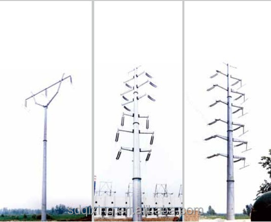 230KV power transmission line tower