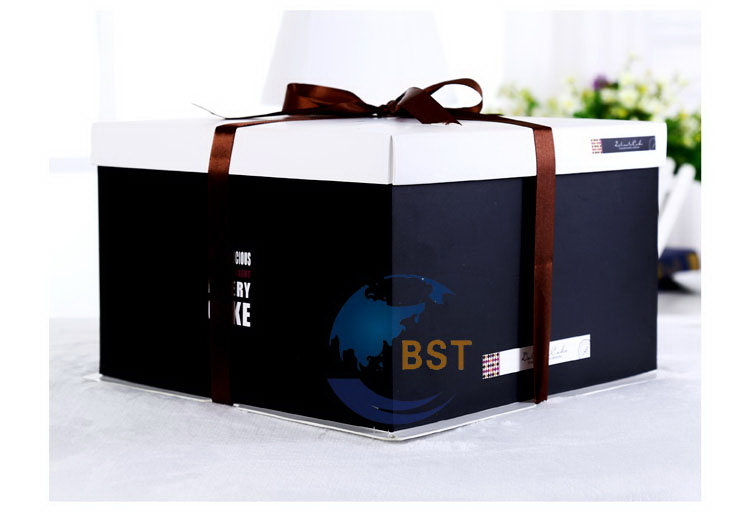 Top grade new arrival ivory board paper box for food pantry