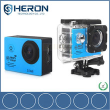 "H.264 Full HD 1080P 12M 2.0"" WiFi Sport Action Camera 170 Degree Wide Angle Diving Waterproof Helmet Video Camcorder SJ7000"