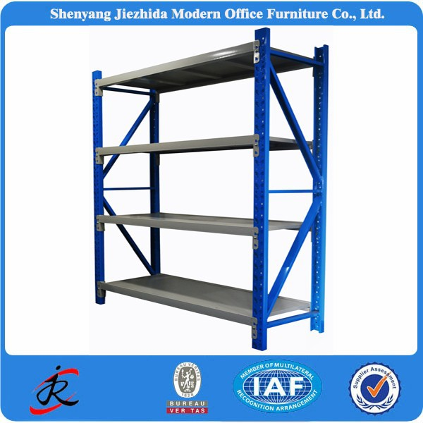 factory price high quality metal steel storage rack angle iron rack