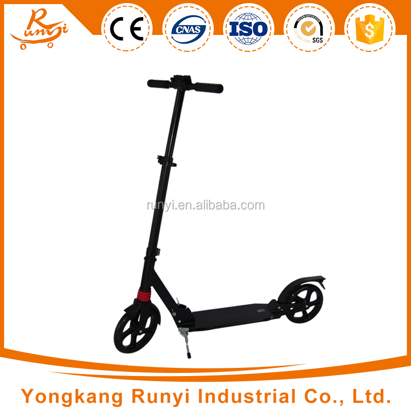 Excellent quality dual pedal scooter bike
