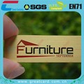 Adhesive Brass Furniture Plate