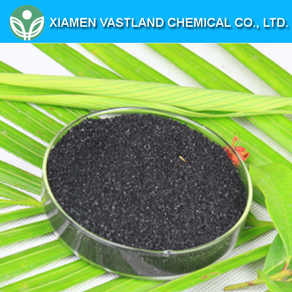 Humic acid for human consumption