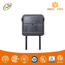Hot sale TUV and CSA approved solar panel junction box for Photovoltaic system