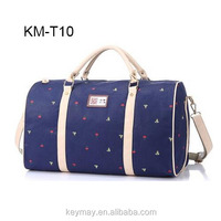 China Wholesale Best Quality Designer Pattern Women Outdoor Duffle Bag