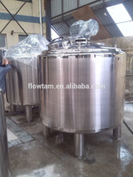 stainless steel paste mixing machine with scraper mixer