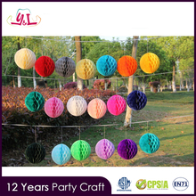 Agenda 2016 Paper HoneyComb Wedding Decoration Wedding Party Decoration Party Decoration