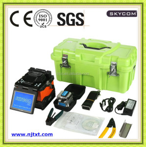 SKYCOM optical Fiber Splicing Machine(T-207H) with high performance