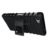 Shockproof Tough Armour Case Cover with Stand for Various Mobile Phone