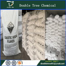 Factory NaOH Caustic soda flakes 99% 96%