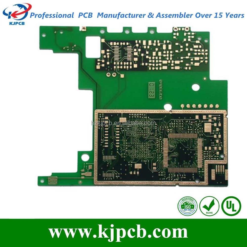 Electronic Circuit Assembly Popular Kits Buy Cheap Board Pcb From Changzhou Yunbo Electro Custom Bga And