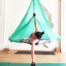 Professional yoga hammock manufacturer of High Quality Aerial Yoga Hammock Low Stretch-20 colours-Quality Guarantee!