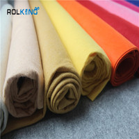3mm color polyester printed felt