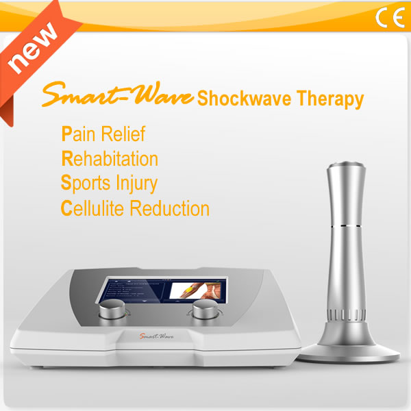 shockwave machine for inflammations electromagnetic wave pulse physical therapy