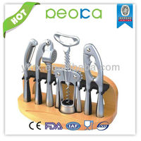 Germany Certification Zinc Alloy Kitchen Accessories Set