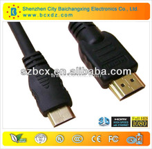 Hot sell 1.4v 1080p rca female to hdmi cable with Etherent