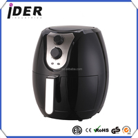 High quality competitive price oil free hot air fryer chicken deep fryer machine