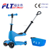 Popular 21st baby maxi mini scooter with push bar