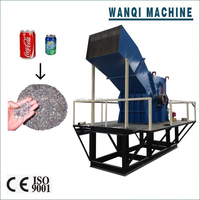 Metal crusher equipment,Cast iron crusher,Tin box crusher