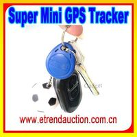 Personal SMS SOS GPS Trackers For Kids Geo-fence Personal and asset GPS Trackers Keychain GPS Locator