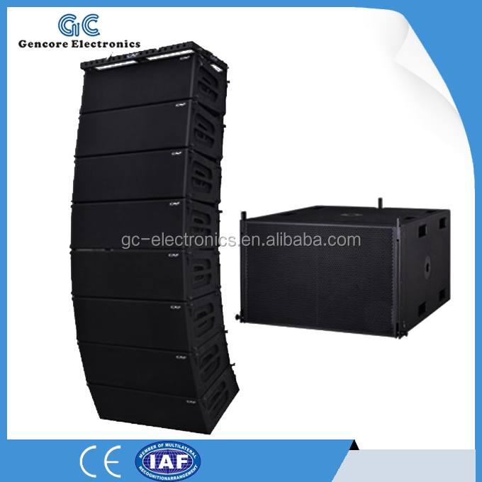 Hot selling subwoofer sound box audio system, sound system audio equipment, classroom sound system