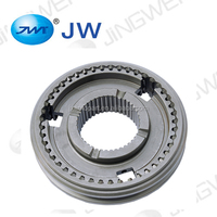 High quality machining synchronizer ring gearbox auto parts for JAC heavy truck transmission 1/R speed synchronizer
