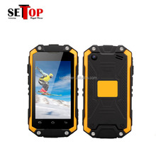2.4 Inch Mini Rugged Waterproof Android 5.1 GPS OTG 1GB RAM Dual Core 3G Cell Phone