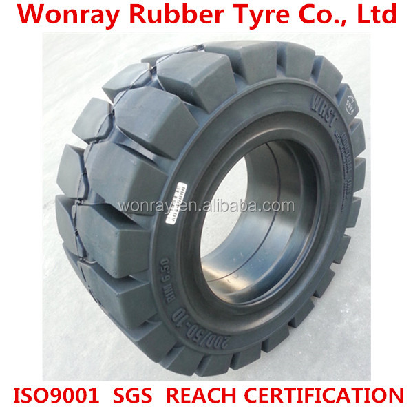 new design high cushion performance industry equipment tyres for Industrial Machinery Parts