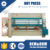 Particle board hot press machine for plywood