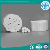 Nonsterile multifunction machines dental cotton roll,long valid bleached dental cotton roll