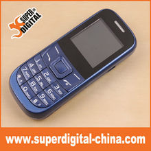 2013 small size dual sim mobile phone cheap price for OEM servic with bluetooth FM phone