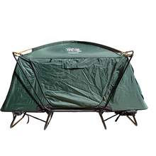 Cheap And Fine Green 4 Person Tent For Camping
