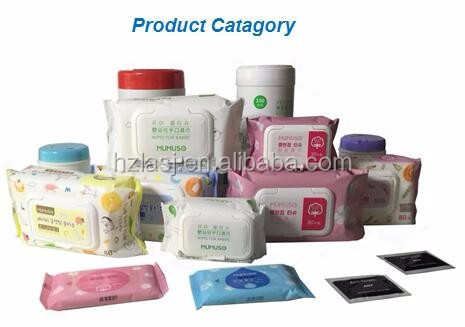 china manfacturer alcohol free OEM 100% Biodegradable Organic baby Wipes