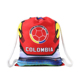 Wholesale Customized Soccer Fans Sport Drawstring Shoes Bag Shopping Drawstring Backpack Bag