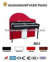 HUANGMA HD-8812 upright digital piano for used pianos for sale