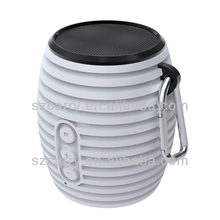2014 new wireless speaker silicon barrel