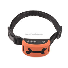 New No Shock Dog Anti Bark Collar Harmless Waterproof Rechargeable Vibration Dog Training Collar No Harm