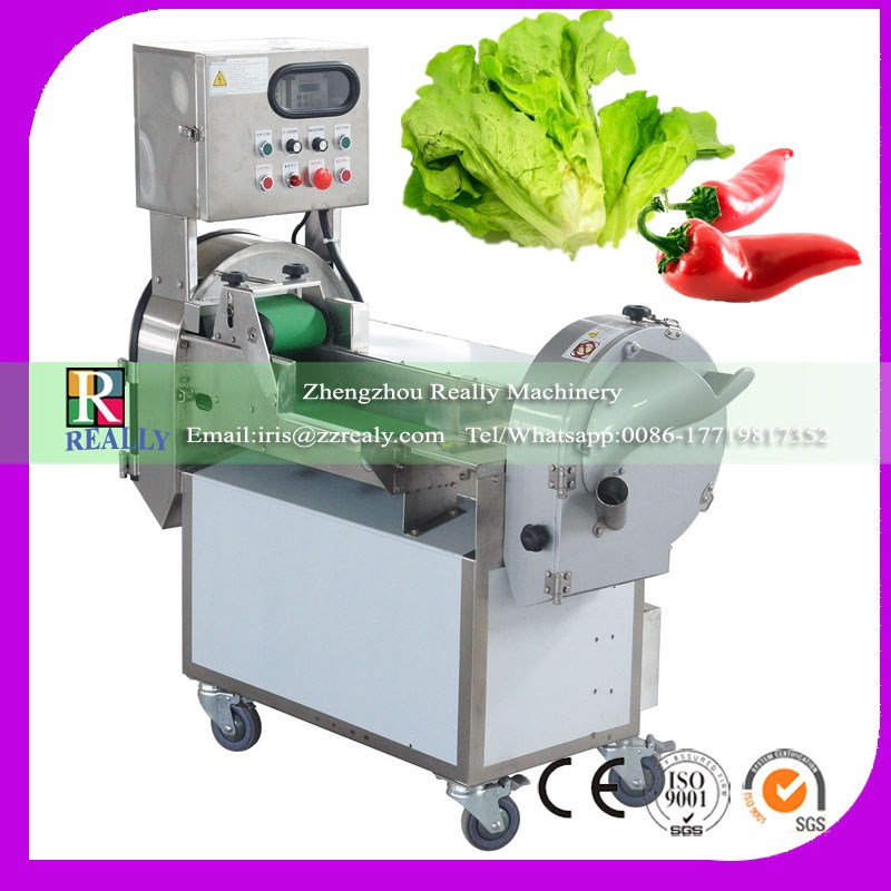 New style multifunction industrial cabbage onion potato vegetable cutting machine
