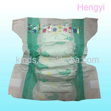 Disposable PE XXL Film Sleepy Baby Love Diapers Baby Nappies Wholesale