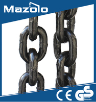 Welded G30,G70,G80 anchor chain with stud link anchor chain used in ship