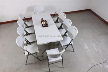 2015 Hot Sell Lightweight Folding Table